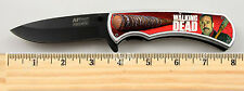The Walking Dead Negan Bat numbered Limited Edition Spring Assisted Knife