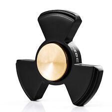 TI-EDC Fidget Spinner Toy-Premium Titanium Tri-Spinner with Replaceable Bearing