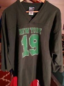 Vintage New York Jets Pro Player Oversized T-shirt XXL Keyshawn Johnson