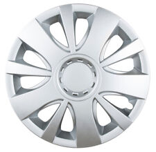 "4x14"" Wheel trims wheel covers for Peugeot 107  silver 14"""