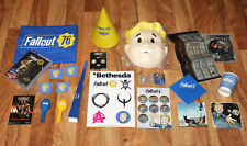 Mega Huge Fallout 76 4 New Vegas Fan Pack Collectibles Collection Gamescom