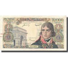 [#575882] France, 1000 Francs, 10 000 F 1955-1958 ''Bonaparte'', 1956