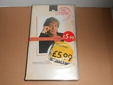 The Paul McCartney Special - VHS/PAL Video The Beatles interest