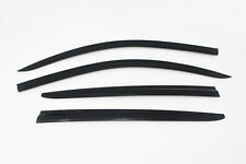VOLKSWAGEN TIGUAN 2007 - ONWARDS SMOKE WEATHER SHIELDS / WINDOW VISOR