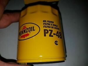 NEW Pennzoil PZ48 Engine Oil Filter