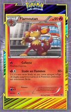 🌈Flamoutan - NB04:Destinées Futures - 16/99 - Carte Pokemon Neuve Française