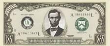 Bankbiljet billet Amerikaanse presidenten - 16 - Abraham Lincoln 1861/1865