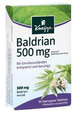 Kneipp Baldrian 500 mg 90 Tabletten PZN 0563513