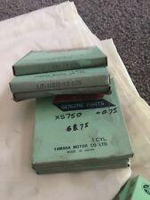 Yamaha XS750 Triple Ring Set X3 .75 1J7-11610-33 07