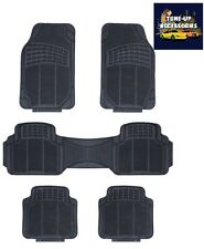 HEAVY DUTY RUBBER FLOOR MATS 5 PIECE - NISSAN TERRANO 93-07