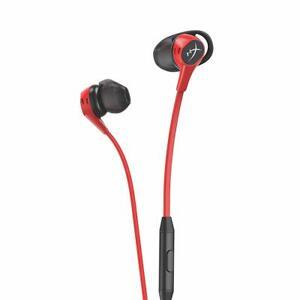 HyperX Cloud Earbuds Gaming Headphones Mic Mobile HX-HSCEB-RD japan