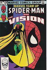 Marvel Team-Up #129. VF+. 1983