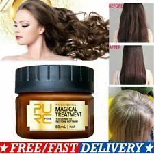 PURC Magical keratin Hair Treatment Mask 5 Seconds Repairs Damage Hair Root 60ml