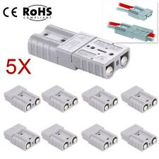 10X Batteries Anderson Stecker 600v 50A 6AWG Stecker Steckverbindung PKW LKW BE