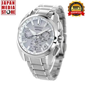 Seiko Astron SBXC063 5X Titanium GPS Satellite Radio Solar Men`s Watch JAPAN