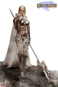 Phicen Limited 1:6 Scale Female Silver Spartan Army Commander PH-2020165B