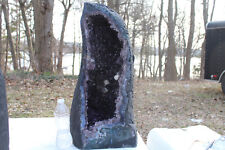 "Huge 23.25"" Very Beautiful Excellent Quality Amethyst Geode"