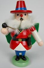 "New! Unused! Vintage Otto Mertens Germany Santa Smoker- 4.5"" Incense Cone Burner"
