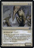 1x Magic the Gathering - Mystery Booster - Retail - Sinew Sliver - Foil M/NM