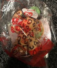 Rare Error McDonalds TY Teenie Beanie Baby Boos #14 Freckles Happy Meal Toy
