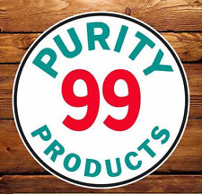 """Purity 99 Products - 6"""" Lubester Decal"""
