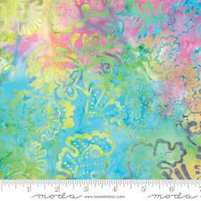 Bahama Batiks Moda cotton batik fabric by half-yard Sunrise #4352 11 multi color