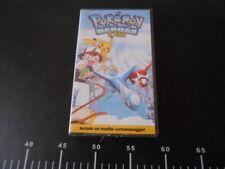 📼 Videocassetta FILM RARE DEMO of Pokemon Heroes The Movie Sealed VHS 📼