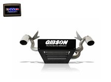 Gibson Stainless Dual Exhaust Evo Maptuner X ECU Flash Polaris RZR XP Turbo