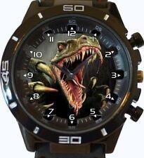 Dinosaur Raptor New Gt Series Sports Unisex Watch