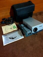 Rollei P35 Vintage Slide Projector *STUNNING CONDITION!**ORIGINAL BILL OF SALE!