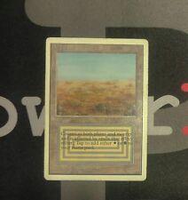 1 Scrubland - Ilimitado MTG Magic Tierra Raro Antiguo Escuela 93/94 #7918