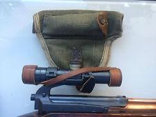 WWII!!.Original Soviet TOKAREV SVT-40 PU sniper scope cover.WWII (1939-1945)