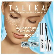 Talika Lipocils Eyelash Conditioning Gel Eyelash Growth 10ml