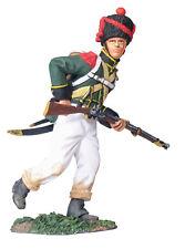 W. Britain Napoleonic, 17965 Nassau 2nd Light Infantry Carabinier Advancing  #1