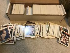 Huge Lot Of 600 Topps MLB Baseball Cards 1992 Series Collection Set