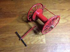 Dévidoir à  roue en tôle pour Camion de Pompier Jouet Citroen au 1/10eme