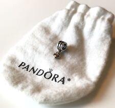 Pandora Sterling Silver Dangling Puff Heart Charm