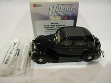 1/43 BROOKLIN IPV 8 FORD V8 PILOT CORNWALL COUNTY CONSTABULARY 1949