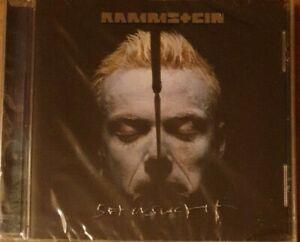 Sehnsucht - Rammstein CD NUOVO SIGILLATO stato custodia come foto