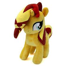 "New SUNSET SHIMMER My Little Pony 12"" Plush New (MLP FiM) Stuffed Plushie"