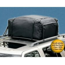 Car Roof Top Rack Bag Travel Cargo Carrier Luggage Storage Waterproof Bag