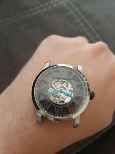 Stuhrling Original Winchester Skeleton Automatic Watch 23 Jewels