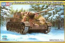 Hobbyboss 1:35 Panzer IV/70 (A) Sd.Kfz.162/1 German Tank Model Kit