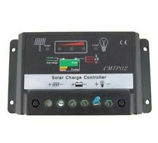 5A MPPT Solar Panel Battery Regulator Charge Controller 12V/24V Auto Switch BY