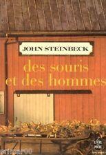 Des souris et des hommes // John STEINBECK // Joseph Kessel / Drame / Californie