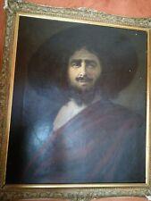 Ritratto di uomo, XVII Secolo, olio su tela,69x59