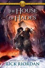 The HOUSE OF HADES ~ HEROES OF OLYMPUS Rick Riordan 2013 HC