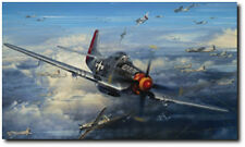 "RAMROD - OUTWARD BOUND By John Shaws MAIN ""ACES"" EDITION P-51D Mustang"