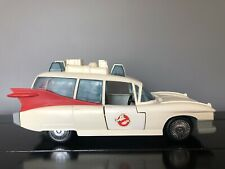 Vintage 1984 Ecto-1 Ambulance Ghostbusters Car - Incomplete very nice