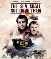 THE SEA SHALL NOT HAVE Them BLU-RAY NUEVO Blu-ray (sbf555b)